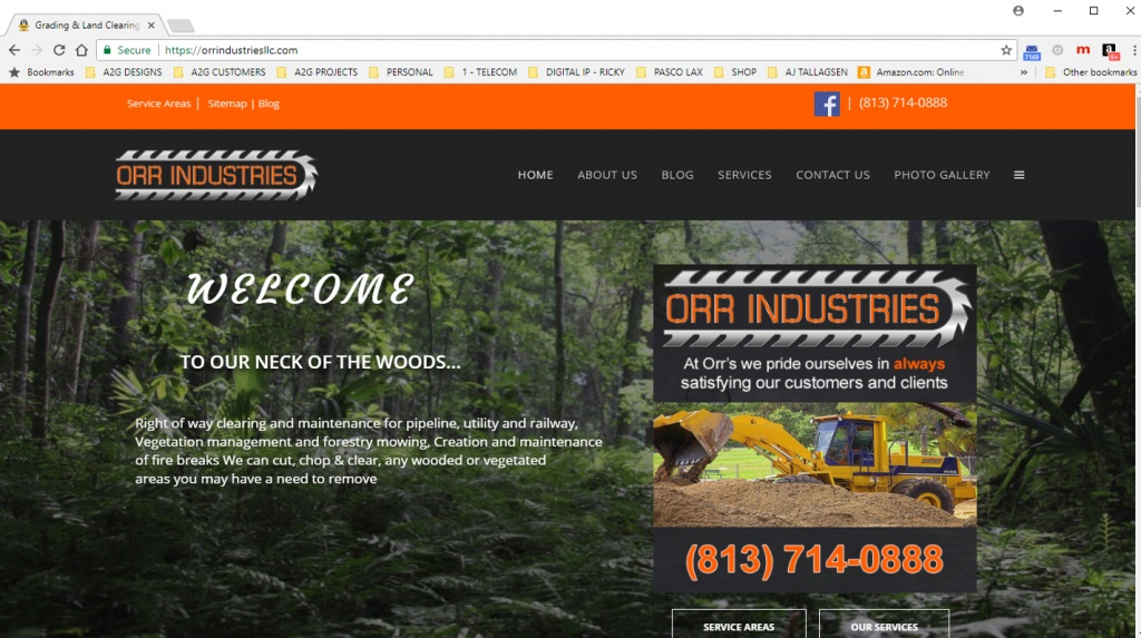 Website Redesigns Clearwater, Tampa FL